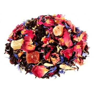 Thé noir, Paradis de roses