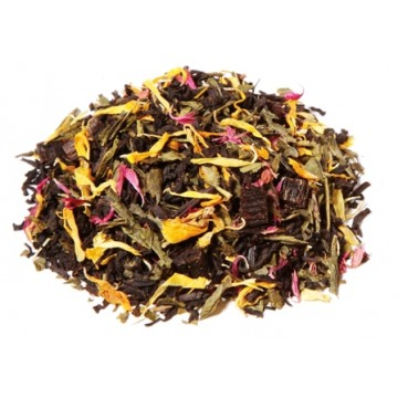 Thé noir, Samba Pa