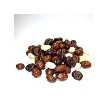 Raisin sec enrobé de chocolat