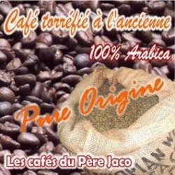 Café de Colombie Suprémo