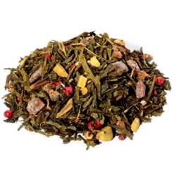 Thé vert, Danse des sens