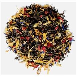 Thé noir, Mille fleurs