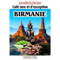 Café rare de Birmanie