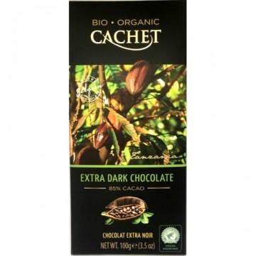 Chocolat noir bio, Tanzanie 85%
