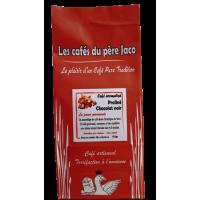 Café aromatisé Praliné Chocolat noir