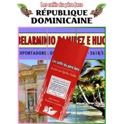 Café de la République Dominicaine