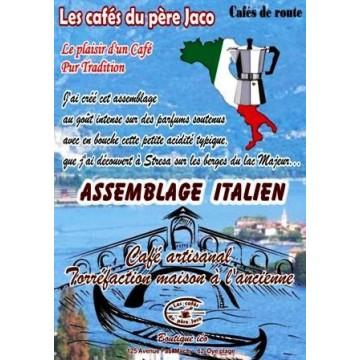 Café assemblage italien