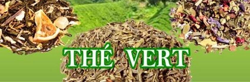 Thé vert Alveus